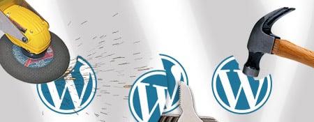 wordpress weer gehackt