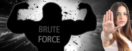 brute force aanval voorkomen