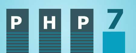 WordPress sneller met php 7