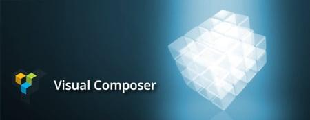 De Visual Composer gebruiken