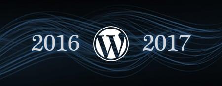 2016, een bewogen jaar met WordPress!