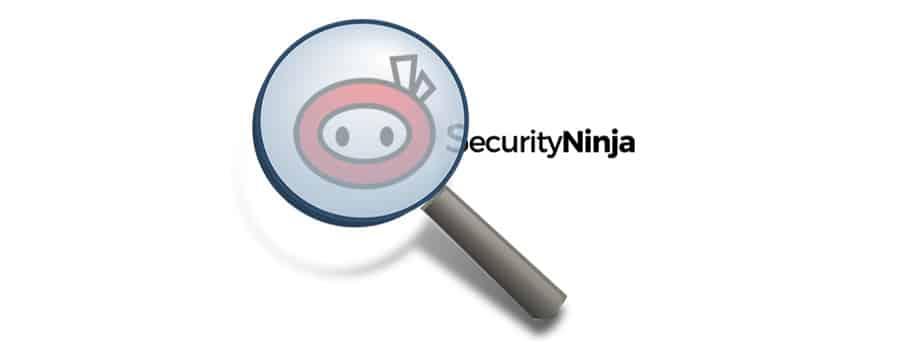 ninja security voor wordpress