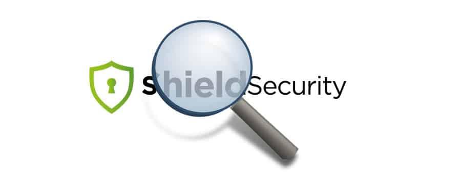 shield security voor wordpress