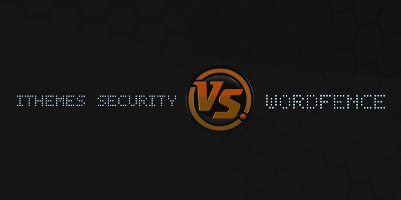 ithemes security vergelijken wordfence