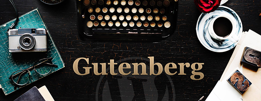 gutenberg voor wordpress