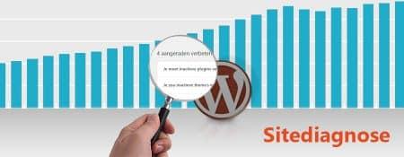 De WordPress SiteDiagnose – Wat kun je ermee?
