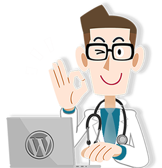 wordpress man